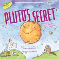 Cover of Pluto's Secret